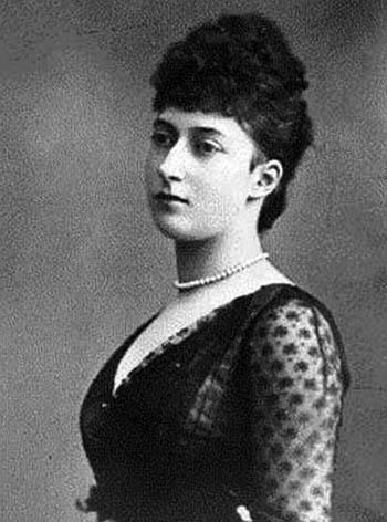 Dronning Maud